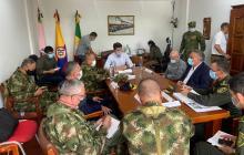 Masacre deja cuatro muertos y tres heridos en Circasia, Quindío