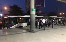 Del 5 al 9 de abril, Transmetro operará hasta las 7 de la noche
