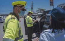 Policía de Tránsito reporta balance positivo durante Semana Santa en Barranquilla