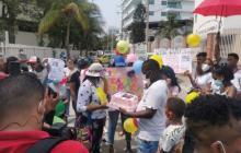 ¿Dónde está Alexandrith, la menor desaparecida en Punta Canoa?