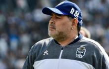 Abogado de Maradona acusa a Dalma y a Gianinna de robo y abandono