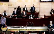 """Oposición advierte """"pandemia de salud y seguridad"""" en el país"""