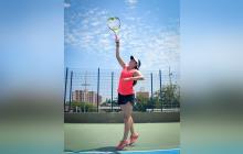 Tenis un brinco de coordinación, flexibilidad y resistencia