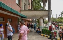 La odisea de conseguir una cama uci en Barranquilla