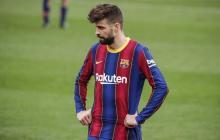 Piqué vuelve a los entrenamientos con el Barcelona