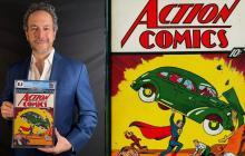 Cómic de Superman es vendido por 3 millones de dólares