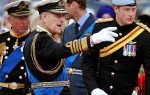 Minuto de silencio en la Premier por la muerte del príncipe Felipe