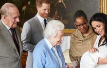 Enrique y Meghan agradecen legado del príncipe Felipe