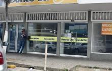 Atracan compra-venta de oro en el norte de Barranquilla