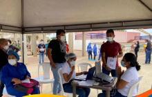 Temen colapso de hospitales por casos de covid-19 en Uribia