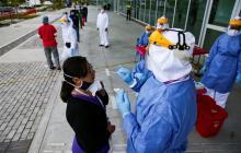 Casos covid en Colombia para el 10 de abril