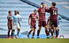 Leeds venció por 2-1 al Manchester City