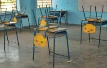 Cierre de instituciones educativas en Soledad