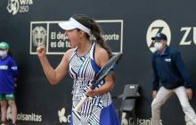 María Camila Osorio disputará la final de la Copa Colsanitas
