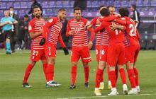 Granada venció al Real Valladolid