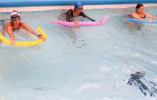 Aquafitness, un chapuzón de relajación y fortalecimiento
