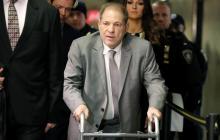 Condenado Harvey Weinstein por agresión sexual