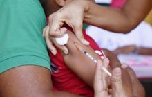Jornada de vacunación contra el sarampión y la rubéola en el Atlántico