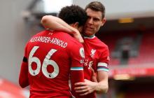 James Milner sobre la derrota del Liverpool