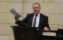 Falleció el senador Eduardo Enríquez Maya