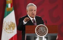 "Presidente de México asegura que lo ""presionaron"" para legalizar la marihuana"