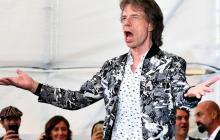 Mick Jagger y Dave Grohl estrenan canción