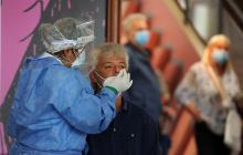"""OMS: la situación es """"grave"""" pese a los signos de freno en los contagios"""