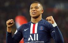 PSG presiona a Mbappé