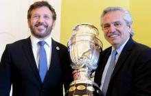 Argentina pone en duda la sede de la Copa América