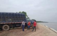 S.O.S de Salamina por desbordamiento del río Magdalena