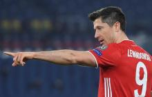 Lewandowski vuelve a los entrenamientos