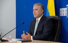 Reforma tributaria: presidente Duque se refiere a crisis de deuda