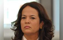 Judith Pinedo, exalcaldesa de Cartagena, se entrega ante las autoridades