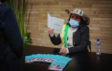 Sucreña gana premio de la Agencia Nacional de Tierras