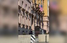 Rusia devuelve expulsión de diplomáticos de Estados Unidos