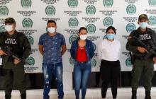 Capturan a tres integrantes de Los Pachencas cuando cobraban extorsión
