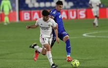 El Madrid da un paso atrás en la lucha por la Liga