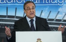 Florentino Pérez será el presidente de la Superliga