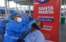26 muertos y 569 nuevos casos de covid-19 en el Magdalena