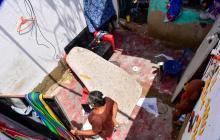 Así fueron las angustias vividas por los afectados del vendaval
