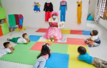 Bienestar Familiar anuncia 4 nuevos centros para primera infancia en Bolívar