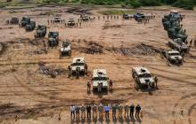 Mindefensa asegura que Colombia está lista para responder ante cualquier amenaza