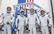 NASA y SpaceX lanzarán misión comercial a Estación Espacial Internacional