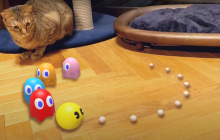 Google aumenta la familia de su Realidad Aumentada con Pac-Man y Hello Kitty