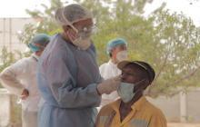 Contagios en La Guajira: cifra récord con 611 casos