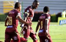 Tolima se enfrentará ante el Bragantino en la Copa Sudamericana
