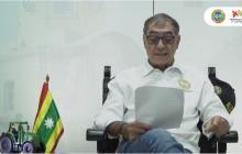 """Dau dice que defenderá Transcaribe """"como tigre"""", y denuncia sabotaje"""