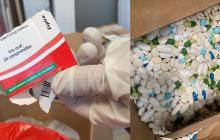 Cae banda que alteraba medicamentos para enfermedades graves