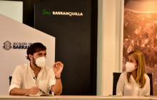 Jaime Pumarejo y Elsa Noguera continúan con altos niveles de aprobación