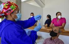 Colombia supera los 4 millones de vacunados y fija nueva meta de vacunación